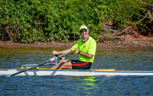 Charlotte Youth Rowing Liaison